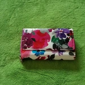 Handbags - Floral Wallet